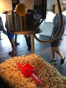Frisches Popcorn für dein Anlass