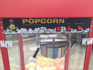 mieten Sie einen Popcornmaschien