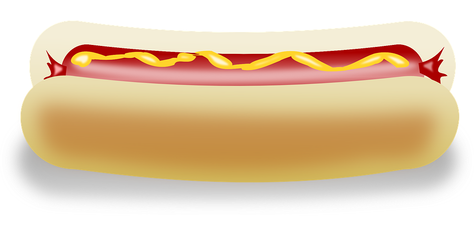 Hot dog es macht grossen Spass