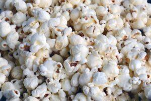 wer hat das Popcorn erfunden