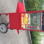 Popcornmaschine mieten Popcornwagen jetzt mieten