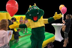 kinderfest mit hüpfburg Kinderfest