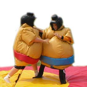 ein sumo Ringer Kostüm in basel mieten