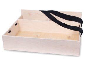 Bauchladen aus Holz mieten