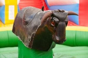Bullriding mieten für dein Event