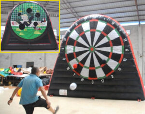 Firmenevents Luzern Fussball Dart