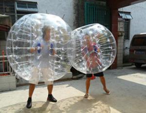Bumperball mieten für ein tolles Event
