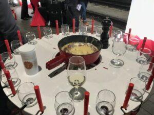 Die perfekte Idee Fondue an deiner Veranstaltung