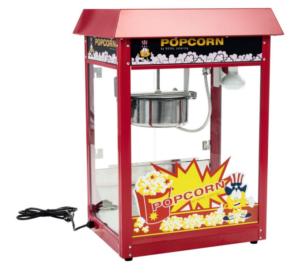 Popcornmaschine mieten für frisches Popcorn