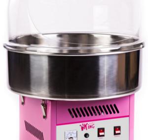 Zuckerwattenmaschine mieten für ein Event