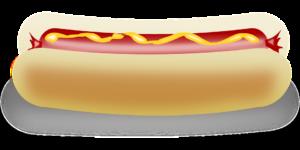 Hot dog es macht grossen Spass