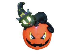 Halloween Deko aufblasbar