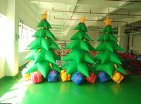 aufblasbarer Weihnachtsbaum mieten