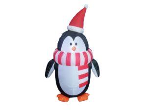 aufblasbarer Pinguin mieten