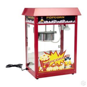 Kinderfeste organisieren mit Popcorn