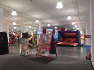 Mediamarkt im A1 Center in Ofringen
