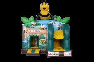 Neuheit 2020 Hüpfburg Biene
